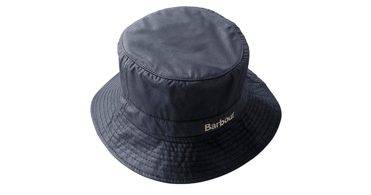 Barbour Wachshut Sports (blau) - Hüte, Mützen & Handschuhe ...