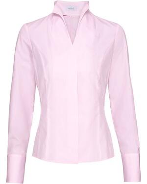 van laack bluse alice rosa blusen bekleidung damenmode mode online shop. Black Bedroom Furniture Sets. Home Design Ideas