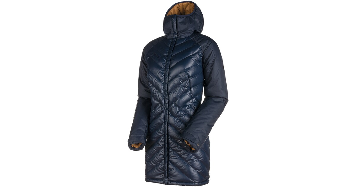 new concept 1fd50 00eeb Mammut Damen Parka Whitehorn IN Hooded