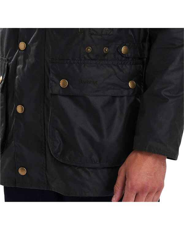 Wachsjacke Mens Icons Beaufort, Barbour