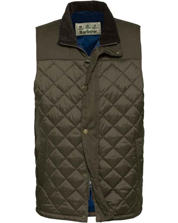 Steppweste Falcon, Barbour