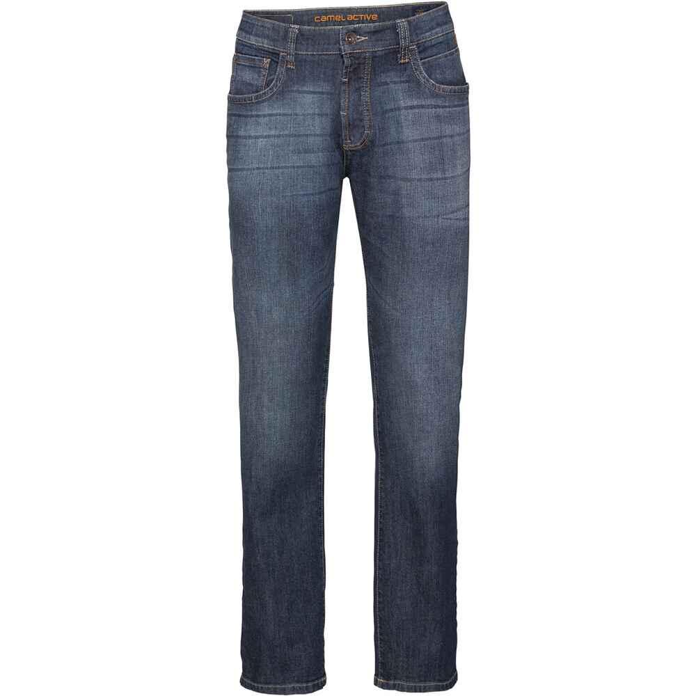 camel active jeans woodstock blue denim jeans bekleidung herrenmode mode online shop. Black Bedroom Furniture Sets. Home Design Ideas
