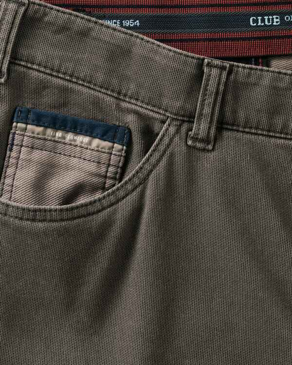 Swingpocket-Hose Keno, Club of Comfort