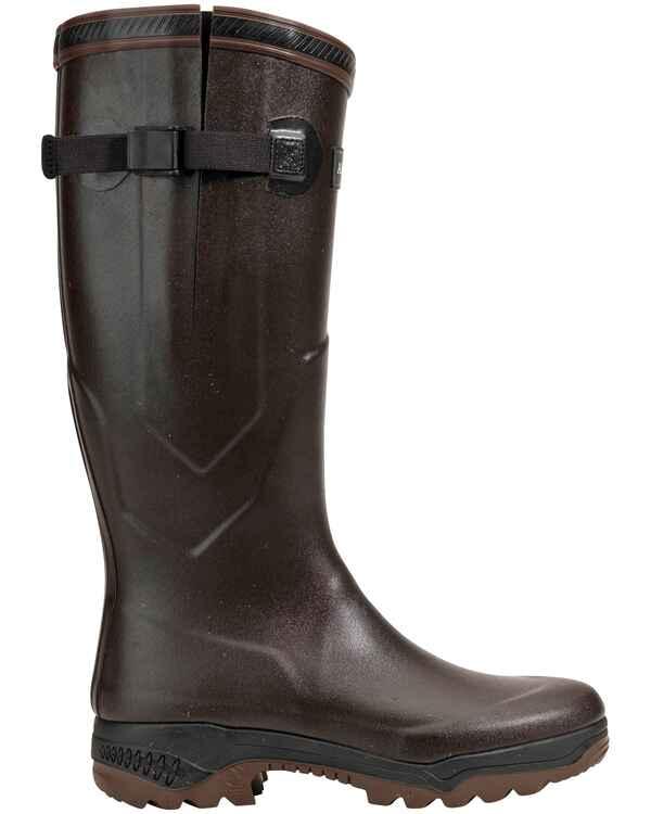 1cd5d215456246 Aigle Gummistiefel Parcours® 2 Vario (Braun) - Gummistiefel - Schuhe ...