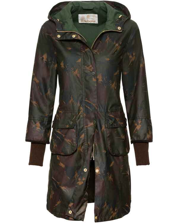 Wachsmantel Feather Wood, Barbour