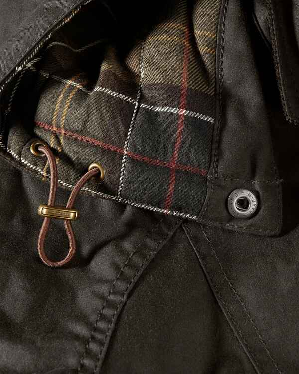 Wachsjacke Bower, Barbour