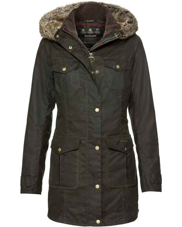 Wachsjacke Ashbridge, Barbour