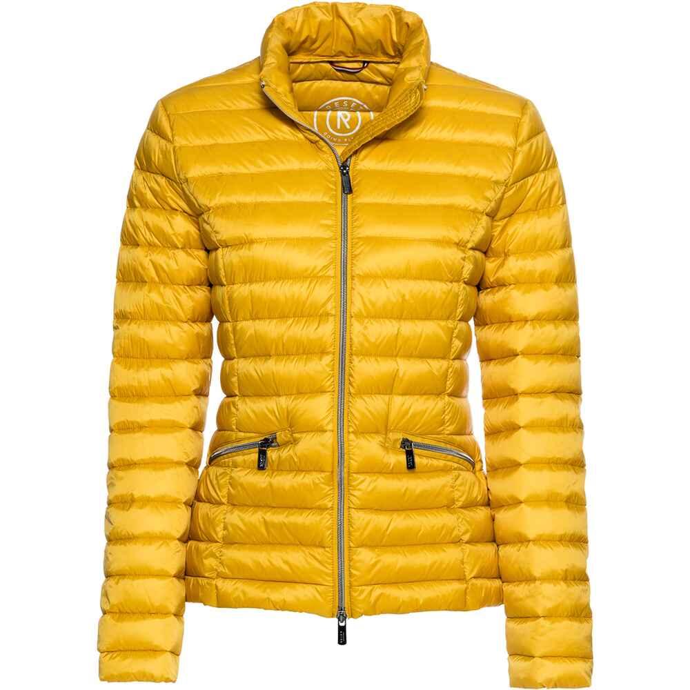 reset leicht daunenjacke paris gelb jacken bekleidung damenmode mode online shop. Black Bedroom Furniture Sets. Home Design Ideas