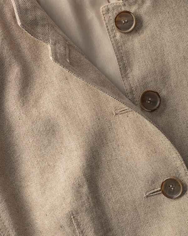 487a0a104b7f2d HIGHMOOR Jacke mit Taschen (Beige) - Blazer   Janker - Bekleidung ...
