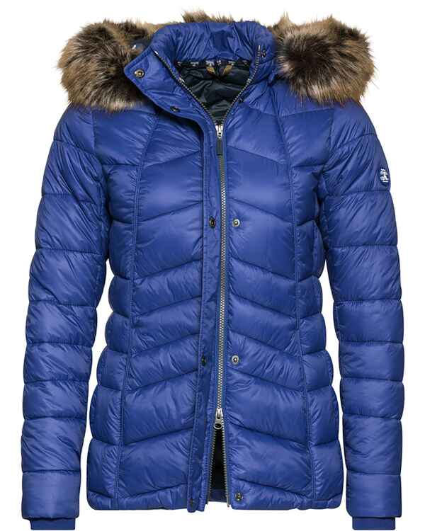 Steppjacke Bernera, Barbour