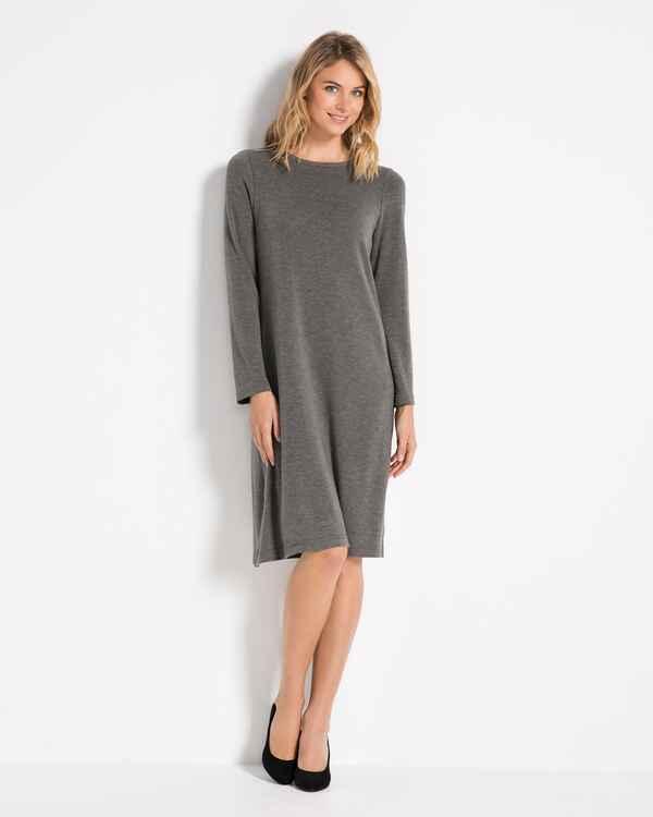 White Label Jerseykleid (Grau) - Kleider - Bekleidung ...