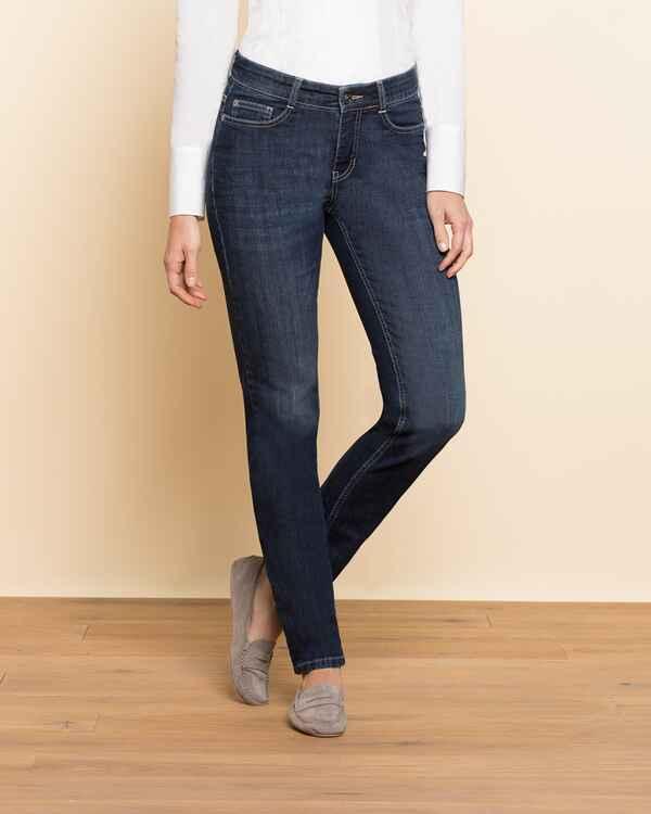 mac jeans angela pipe blau jeans bekleidung. Black Bedroom Furniture Sets. Home Design Ideas