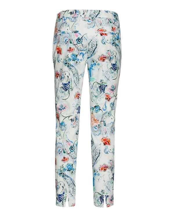 thomas rath trousers hose santo blau hosen. Black Bedroom Furniture Sets. Home Design Ideas
