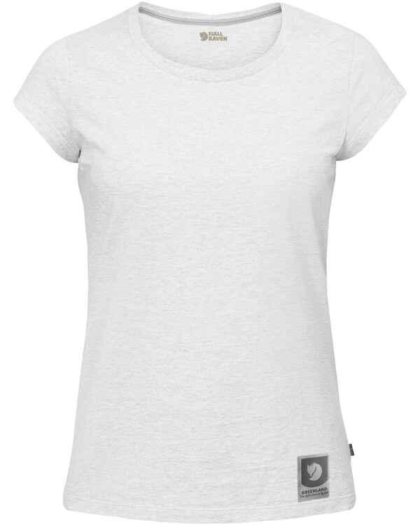 Fjällräven Damen T-Shirt Greenland (Creme) - Blusen   Shirts ... 400265fdae