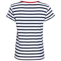 T-Shirt Small Ship Striped, Derbe