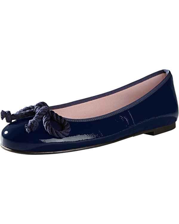 Pretty Ballerinas Lack-Ballerinas (Marine) - Damenschuhe - Schuhe ... e2b15f8c19