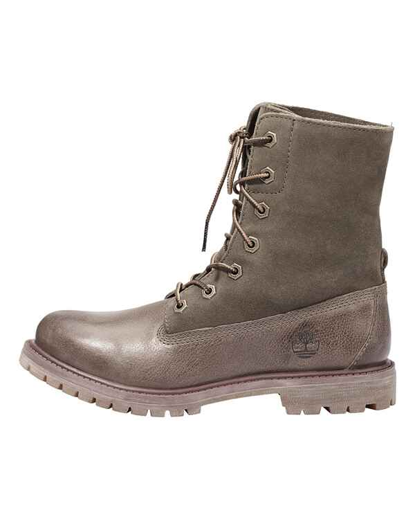 timberland boot authentics roll top gr n damenschuhe schuhe damenmode mode online shop. Black Bedroom Furniture Sets. Home Design Ideas