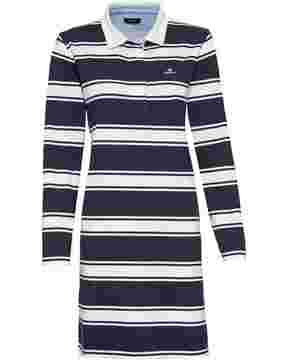 Jerseykleid Striped Heavy Rugger, Gant