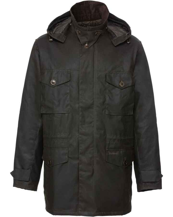 Wachsparka Romeldale, Barbour