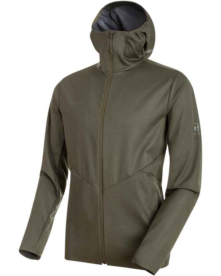 Softshelljacke Ultimate V Tour SO Hooded, Mammut