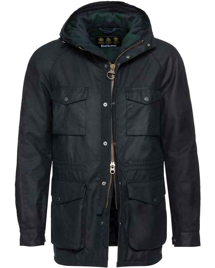 Wachsjacke Coll, Barbour