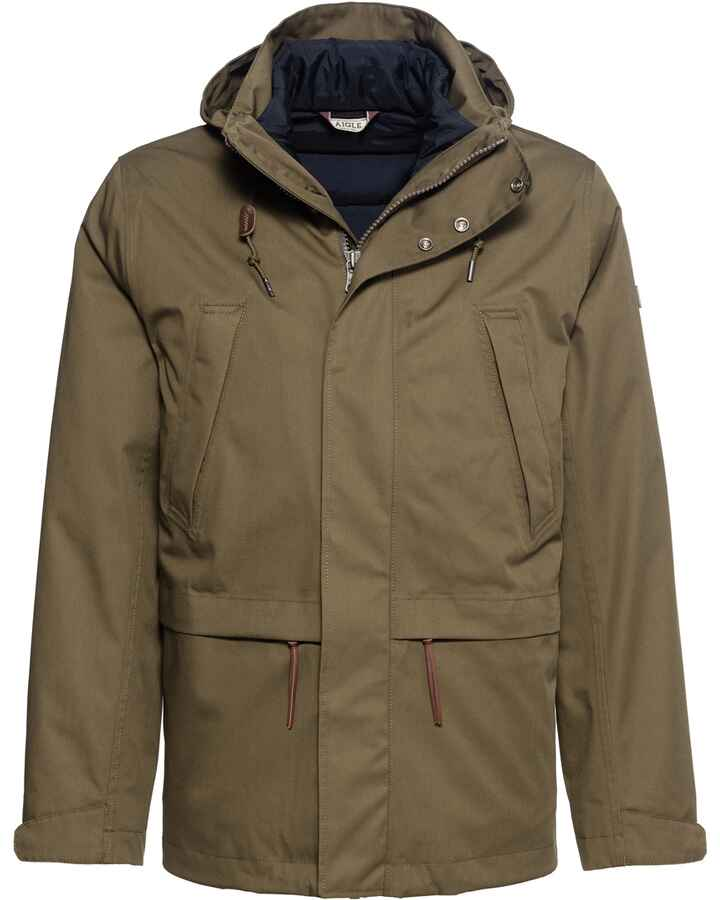 3-in-1 Parka Woodfielder, Aigle
