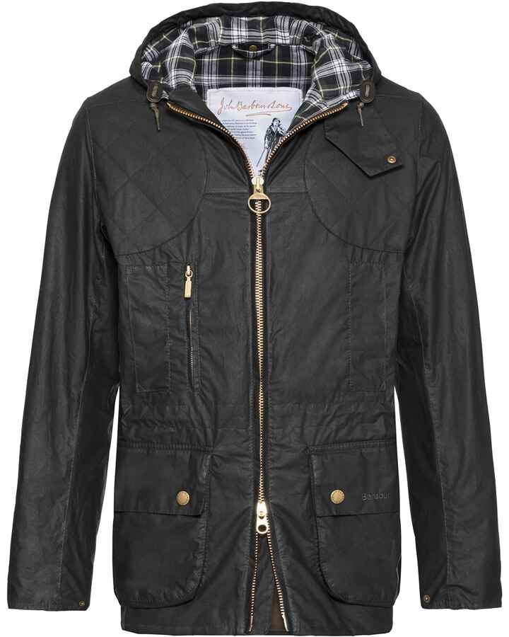 Wachsjacke M Icons Durham, Barbour