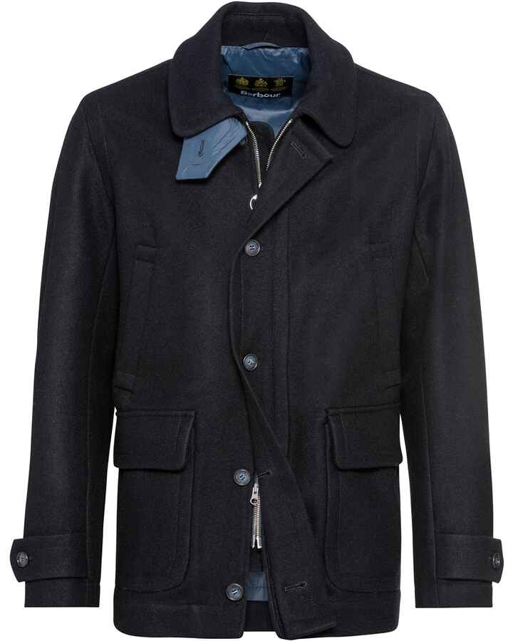 Wolljacke Horitch, Barbour