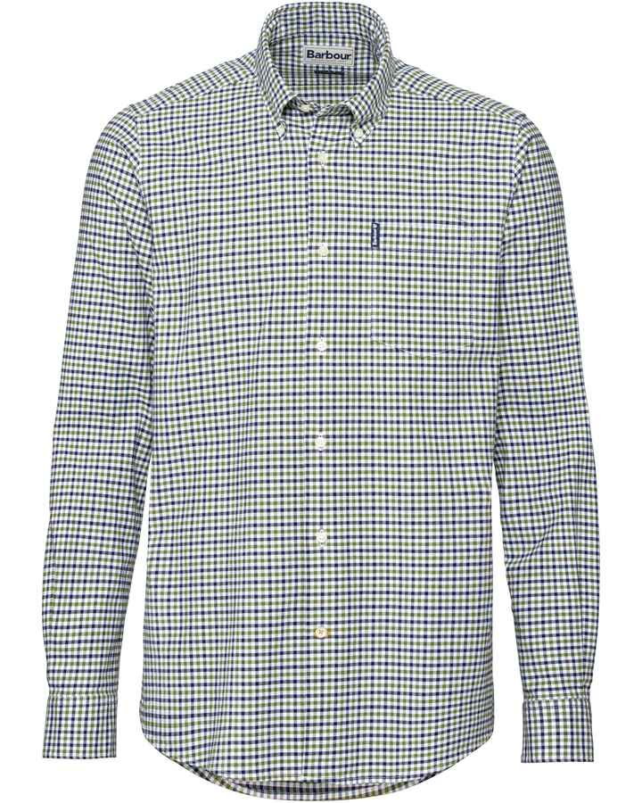 Karohemd Gingham, Barbour