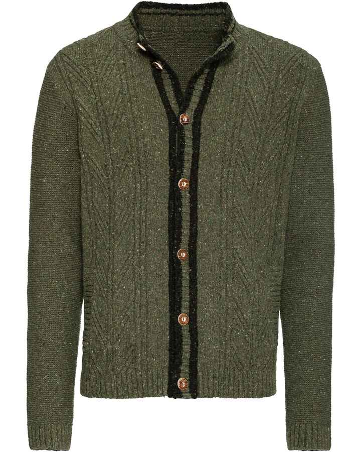 Links/Links-Strickjacke, Luis Steindl