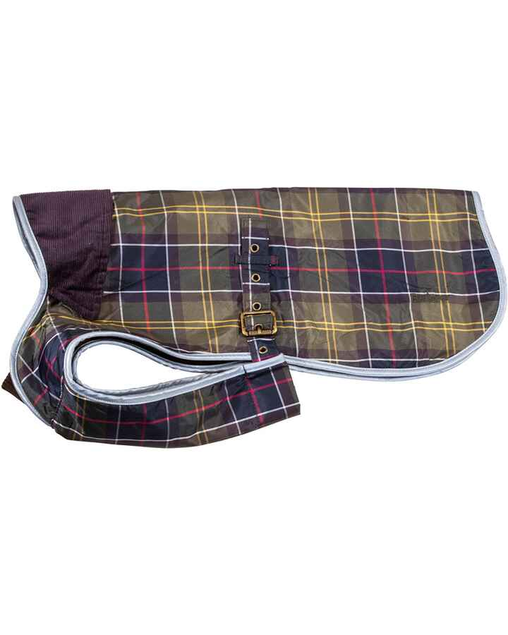 Hundemantel Waterproof Tartan, Barbour