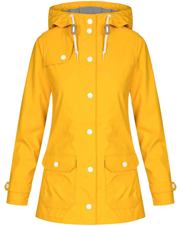 Regenjacke Peninsula Fisher, Derbe