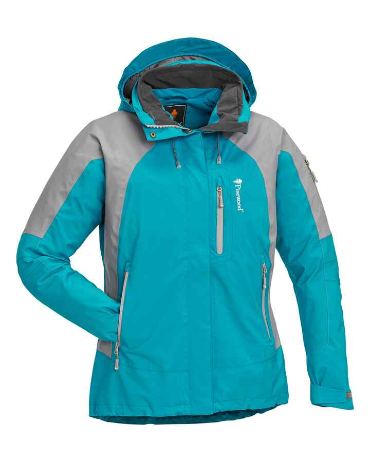 Outdoorjacke Isaberg - Ladies, Pinewood