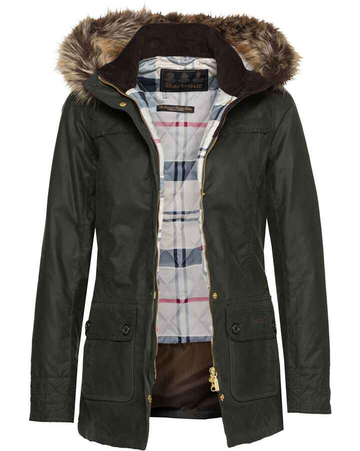 Wachsjacke Bettyhill, Barbour