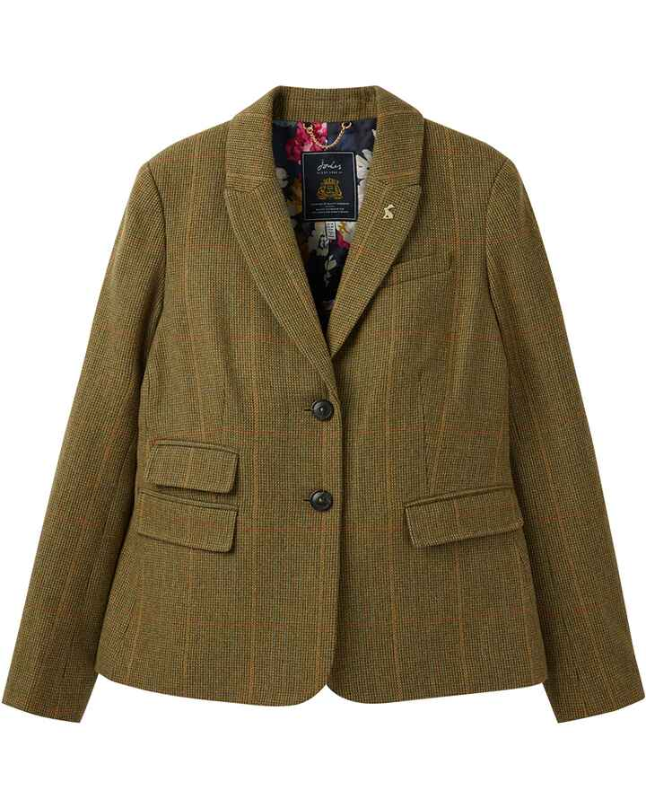 Tweed-Blazer Wiscombe, Tom Joule