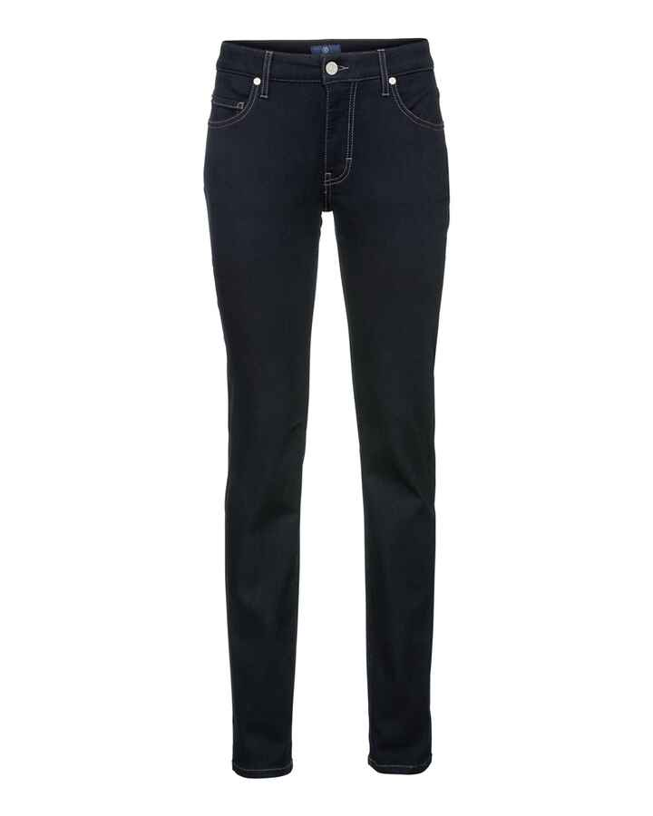 High-Waist-Jeans Super Soft, Bogner Jeans