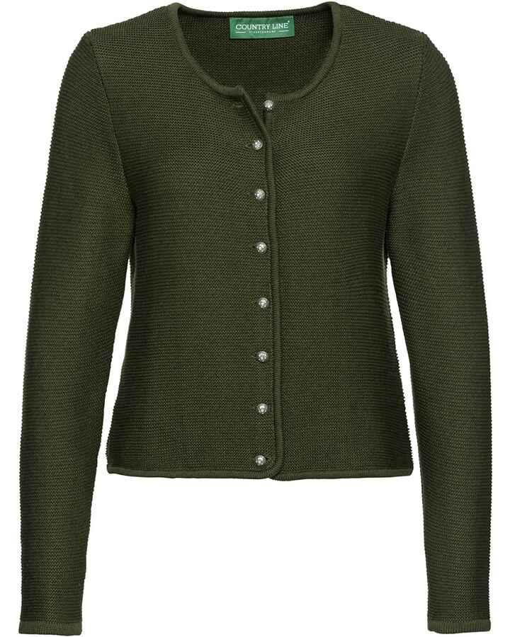 Linksstrickjacke, Country Line
