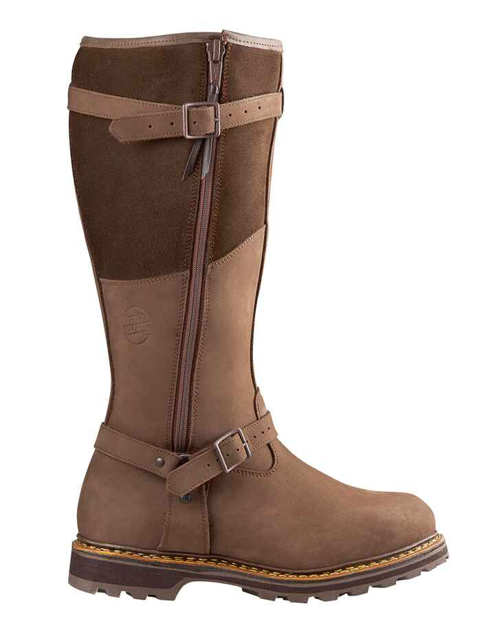 Damen-Fellstiefel Grizzly Top wide, Hanwag
