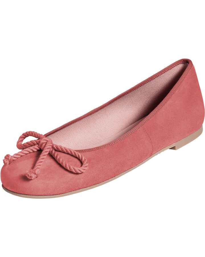 Velours-Ballerinas, Pretty Ballerinas